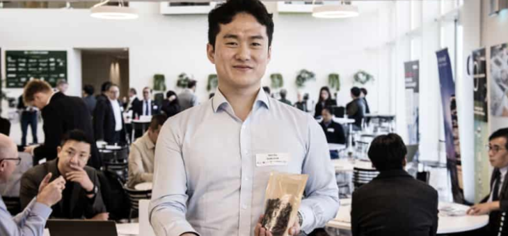 [Vandalsoft]Koreanere vil sælge insektfarme og kæledyrs-kameraer i Vejle